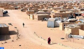 Menos del 20% de la población de los campamentos de Tinduf es de origen saharaui (Hamada El Bihi)