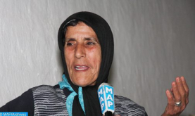 Fallece Chama Zaz, la diva de la Aita Al Yabalia