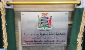 La República de Zambia abre un consulado general en Laayún