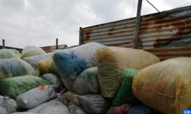 Desmantelado en Salé un taller clandestino de fabricación de bolsas de plástico prohibidas