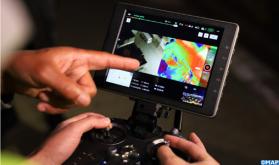 COVID-19: Drones en Temara para velar por el cumplimiento de las medidas preventivas