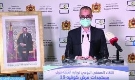 Covid-19: 237 nuevos casos confirmados en Marruecos, 3.446 en total (Ministerio)