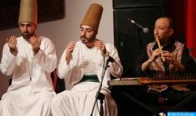 Abierto en línea el Festival de Fez de la Cultura Sufí
