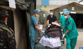 Misión cumplida por el Hospital Médico-Quirúrgico de Campaña desplegado por las FAR en Beirut/Líbano (fuente militar)