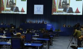 Conferencia General del OIEA: La experiencia marroquí en el uso de la energía nuclear en la lucha contra el cáncer de cuello uterino en el centro de un panel