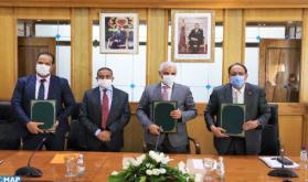 Sanidad y la FNS firman un convenio marco de asociación para desarrollar el sistema nacional de salud