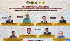 Marruecos e Indonesia, referencias del Islam del término medio para el mundo occidental (diplomático indonesio)