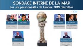 Encuesta interna de la MAP: Reveladas las seis personalidades del año 2019