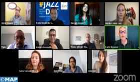 Marruecos lleva la delantera a otros países en materia de Jazz-fusión (Artista tunecino)