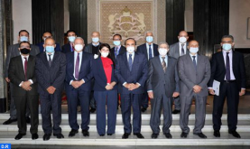 Rabat: Instalación del jurado del premio nacional de estudios e investigaciones sobre la acción parlamentaria