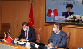 Marruecos-China: firmado un memorando de entendimiento para fortalecer las relaciones económicas y comerciales