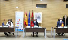 Marruecos-España: contrato de hermanamiento para asegurar el transporte por carretera de mercancías peligrosas