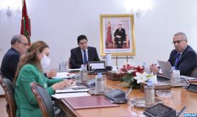 Marruecos y la India se congratulan de la dinámica de sus relaciones bilaterales