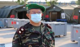 El hospital marroquí de campaña en Beirut logró los objetivos fijados
