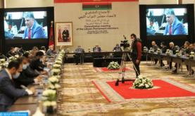 Continúan en Tánger los trabajos de la reunión consultiva de la Cámara de Representantes libia