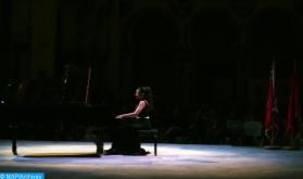 La joven pianista marroquí Nour Ayadi actuará el 27 de marzo de 2021 en el teatro Longjumeau (Essonne)