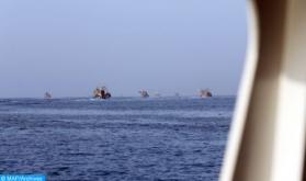Marruecos y Rusia firman un nuevo acuerdo de cooperación en materia de pesca marítima