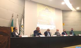 """El puerto Tánger-Med es una """"buena"""" plataforma logística y comercial para el agronegocio brasileño (seminario)"""