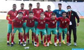 CAN/Sub-20 (1/4 de finales): Marruecos eliminado tras perder ante Túnez