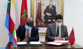 Marruecos y la Unión de las Comoras firman cinco acuerdos de cooperación