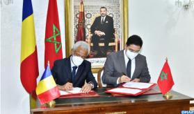 Firmados seis acuerdos de cooperación entre Marruecos y el Chad