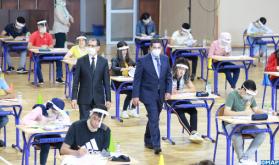 Los exámenes de bachillerato han sido un éxito gracias a los esfuerzos de todas las partes (El Otmani)
