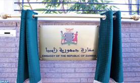Inaugurada en Rabat la Embajada de la República de Zambia en Marruecos