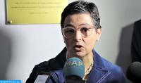España defiende la centralidad de la ONU en el arreglo de la cuestión del Sáhara (ministra de Exteriores)