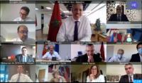 El estado de la cooperación energética bilateral en el centro de entrevistas marroquí-portuguesas