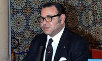 SM el Rey da sus más altas instrucciones para el envío de una ayuda humanitaria con urgencia a la población palestina en Cisjordania y la Franja de Gaza