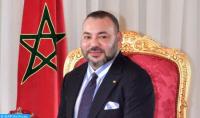 """SM el Rey: La causa palestina es """"la clave"""" para una solución permanente y global en la región de Oriente Medio"""