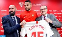 """En-Nesyri tiene """"un enorme potencial"""" (Director deportivo del Sevilla)"""