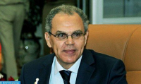 Celebración de la primera reunión de la Comisión Militar Mixta Marroquí-Mauritana