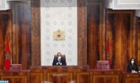 El Malki subraya el papel de la Cámara de Representantes en los esfuerzos de lucha contra el Covid-19