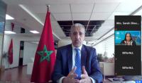 """Encuentros de la """"Misión Innovación"""": Rabbah se entrevista con una responsable de la ONU"""