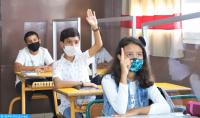 Tánger-Arcila: Adoptada la enseñanza presencial en alternancia en 149 escuelas de la regió
