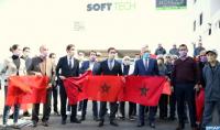 Covid-19: Marruecos producirá 5 millones de mascarillas de protección a partir del martes (Elalamy)