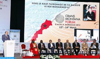 Sécurité alimentaire et agriculture durable au centre de la session du Forum Crans-Montana à Dakhla (16-21 mars)