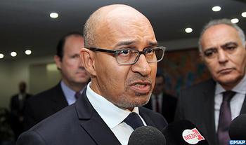 Accord agricole Maroc-UE: Nous pensons être sur la bonne voie pour sortir de l'impasse (M. Désir)