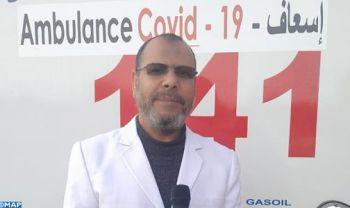 Guelmim-Oued Noun: Toutes les dispositions sont prises pour lutter contre le Covid-19 (responsable)
