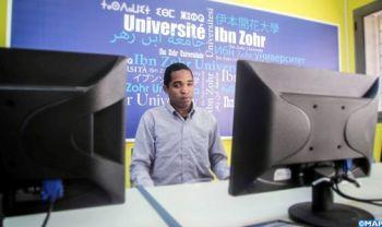 Abdelhamid El Aissaoui : Un non-voyant dont la volonté défie le handicap