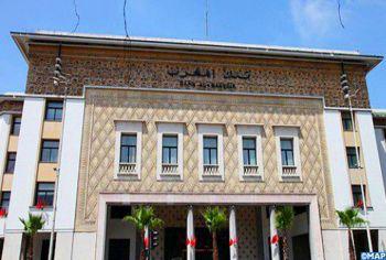 Le dirham quasi-stable du 9 au 15 septembre (BAM)