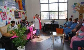 Cérémonie caritative à Rabat pour soutenir les femmes atteintes du cancer de sein
