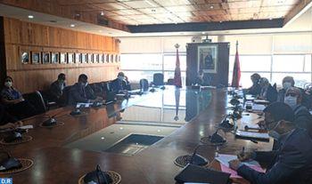 Le redémarrage progressif des chantiers au centre d'une réunion de Mme Bouchareb avec le Groupe Al Omrane