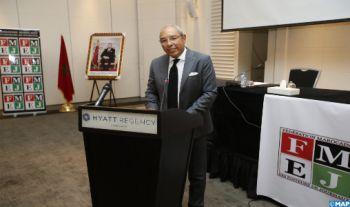 Noureddine Miftah élu président de la FMEJ