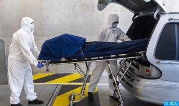 Covid-19 : Décès de 191 médecins en Algérie