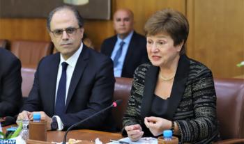 Le Maroc et le FMI, un partenariat solide et fructueux (DG du FMI)