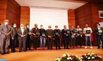 Remise à Rabat du Prix de la culture amazighe au titre de l'année 2020