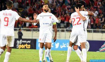 Ligue des Champions (1/4 de finale aller) : le WAC et le Mouloudia Alger font match nul