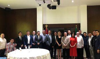Les opportunités d'investissement au Maroc présentées aux entrepreneurs à Mexico